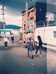 Holga_Rollei_CrossBird_000011 (joannewhiteart) Tags: holga rollei crossbird ilovefilm filmphotography muralfestvancouver muralfest2018 analogue streetphotography