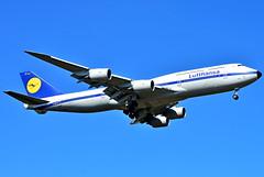 D-ABYT Lufthansa Boeing 747-8 (czerwonyr) Tags: dabyt lufthansa boeing 7478