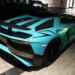 Lamborghini Aventador LP750-4 SuperVeloce Roadster thumbnail