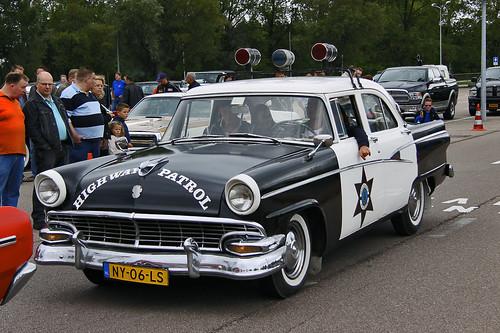 Ford Customline Sedan 1956 (6426)