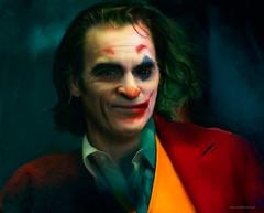 Joker - Joaquin Phoenix (Hersson Piratoba) Tags: joker guason arthurfleck cine movie film clown payaso joaquinphoenix digitalart artedigital painting paint pintura pinturadigital herssonpiratoba art arte artwork