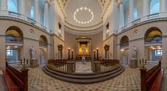 Church of Our Lady (Danish: Vor Frue Kirke) (Hans Kool) Tags: copenhagen denmark kirche kerk denemarken church religion christianity interior architecture