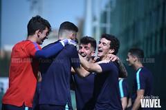 DSC_0418 (VAVEL España (www.vavel.com)) Tags: fcb barcelona barça filial masia cantera previa entreno fútbol football futebol soccer blaugrana