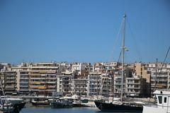 036A0486 (zet11) Tags: greece piraeus port marina yachts buildings sky water