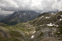 Road leading up to Galibier 2 (nicoangleys) Tags: lautaret coldugalibier france2018