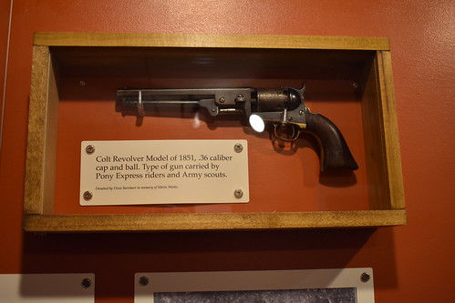 Colt Revolver Model 1851
