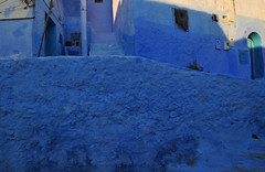 Chefchaouen, Morocco, January 2019 D700 289 (tango-) Tags: chefchaouen bluecity villaggioblu bluevillage morocco maroc 摩洛哥 marruecos марокко المغرب