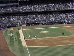 Yankee Statdium Opening Day 2019 vs Baltimore. (Steve Starer) Tags: aaronjudge balitmore giancarlostanton nyc newyork newyorkcityphotography newyorkphotography places yankeestadium baseball newyorkyankees openingday2019 outdoors yankees
