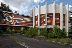 (ilConte) Tags: wünsdorf germany germania architettura architecture architektur sovmod sovietmodernism abbandono abandoned decay urbex urbanexploration