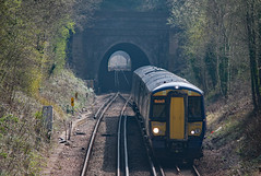 375924 (Trev 'Big T' Hurley) Tags: 375924 375 electrostar emu tonbridge somerhilltunnel
