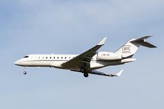 OE-IGG Bombardier BD-700-1A10 Global Express XRS (amisbk196) Tags: unitedkingdom myrtleavenue aviation amis flickr uk airport 2019 heathrow aircraft oeigg bombardier bd7001a10 globalexpress xrs
