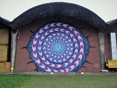 Cee Pil & K.Shit / Antwerpen - 2 feb 2019 (Ferdinand 'Ferre' Feys) Tags: antwerpen anvers antwerp belgium belgique belgië streetart artdelarue graffitiart graffiti graff urbanart urbanarte arteurbano ferdinandfeys ceepil kshit kreashit
