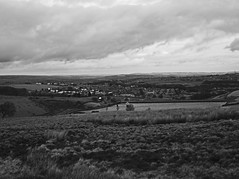 theres2 (olveres) Tags: hiking legacy glass olympus omd canon fd oxenhope black white bw westyorkshire