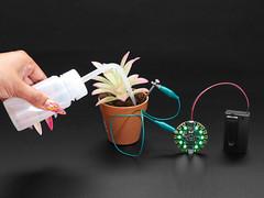 4060_hand_demo_ORIG_2019_02 (adafruit) Tags: 4060 kits circuitplaygroundexpress soilsensor circuitplaygroundexpresssoilsensor adafruit newproducts kitsprojects projects diy diyelectronics diyprojects