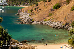 Ya Nui and Nai Harn beach, Phuket island, Thailand      XOKA0166BS (Phuketian.S) Tags: yanui naiharn beach phuket island thailand coral reef transparent water snorkeling mountain hill landscape rock sea ocean beautidul природа пхукет пляж найхарн януй прозрачная вода дайвинг сноркелинг nature phuketian underwater подводное facebook
