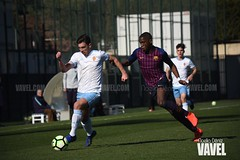 DSC_5049 (VAVEL España (www.vavel.com)) Tags: fcb barcelona barça juvenil dh zaragoza cantera masia planterfcb fútbol football soccer futebol azulgrana blaugrana culé
