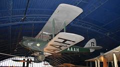 De Havilland DH.60G Gipsy Moth c/n 804 registration G-AAAH (sirgunho) Tags: london science museum england united kingdom preserved aircraft flight aviation de havilland dh60g gipsy moth cn 804 registration gaaah
