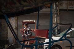 Light on Rickshaw Driver (shapeshift) Tags: delhi in asia davidpham davidphamsf documentary india olddelhi people rickshaws shapeshift shapeshiftnet southasia street streetphotography travel waiting parkingpoetry