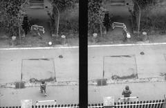Street soccer (photogunni) Tags: olympus penft kodaktmax400 arsimagofd