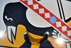 Penguins Logo (jpellgen (@1179_jp)) Tags: heinz history museum historymuseum pitt pittsburgh pgh pa pennsylvania winter march 2019 travel roadtrip nikon sigma 1770mm usa america d7200 nhl hockey penguins