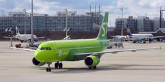 Airbus A320 (Sergey Yeliseev) Tags: s7 airbusa320214 vqboa airbus a320