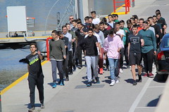 036A0490 (zet11) Tags: greece piraeus port boys students march