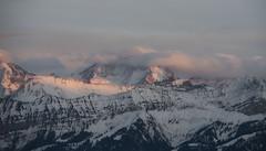 Jungfrau (Aeschbacher Hilde) Tags: 050319 jungfraumassiv berneroberland schweiz abendstimmung winter pentaxart pentax k1