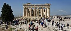 The Parthenon, Eastern Facade (donachadhu) Tags: parthenon acropolis athens greece monument touristattraction history