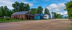 Mennonite Heritage Village, Near Winnipeg, Manitoba, Trans Canada Road Trip, July 2014, photo by Hamid Payombarnia (Hamid Payombarnia) Tags: canada hamidpayombarnia heritage history july2014 manitoba mennonite mennonitesheritagevillage nearwinnipeg payombarnia roadtrip transcanada travelphotography winnipeg village