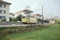 Trams de Neuchâtel (Suisse) (Trams aux fils (Alain GAVILLET)) Tags: tramssuisse tramsdeneuchâtel tramsneuchatelois tramsdestn tramsvoiesmétrique trams disparus