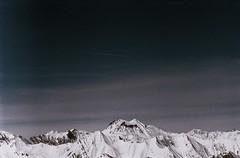 Mountain King (Tamar Burduli) Tags: tamarburduli 35mm nature landscape mountains film analog mountainscape winter snow travel georgia gudauri caucasus sky skyscape surreal psychedelic zenit kodak