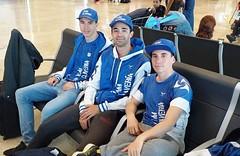 Team Clavería triatlón Melilla Copa Europa élite  júnior clasificatorio Campeonato España 10