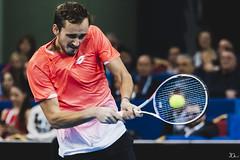 Daniil Medvedev (ЮлианТодоров) Tags: sofia bulgaria tenis portrait photography wilson ball atp tennis court play player competition skill serve photojournalism newspaper