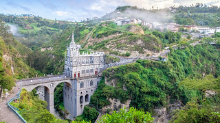 Las-Lajas-Sanctuary - COLOMBIA