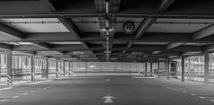 So empty Spaces (*Capture the Moment*) Tags: 2019 allianzarena architecture architektur februar february fotowalk munich münchen sonyilce6300 stefan tum