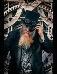 A Fine How Do You Do (Whitney Lake) Tags: fantasy 2018 missouri hannibal edwardian victorian costume cosplay steampunk