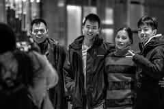 Nice family! (Capitancapitan) Tags: nice family manhattan black white street pentax photography neury luciano newyorkcity