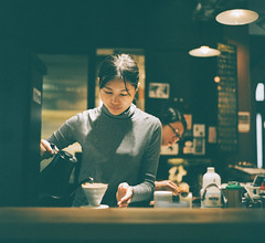 Paripari apt. (Masatada Ho) Tags: hasselblad500 photography portrait life light 攝影 台南 160ns fujifilm hasselblad film 咖啡 哈蘇 底片