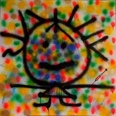 Nastya (alvasliapin) Tags: acrylic canvas painting nastya girl dress syringe disease