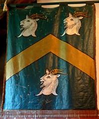 [73614] York : Merchant Adventurers' Hall - Cordwainers (Budby) Tags: york northyorkshire hall guild gild