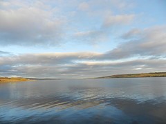Cromarty Firth from Cromarty Bridge, Dec 2018 (allanmaciver) Tags: cromarty bridge firth water reflections clouds black isle scotland east coast weather shades shadows calm highlands a9 allanmaciver