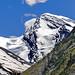 Peak above Kandersteg