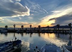 Golfo Aranci (Margcoss) Tags: clouds nuvole sky mare sea