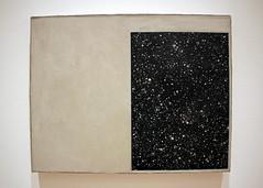 Untitled (Divided Rectangle), by Vija Celmins (JB by the Sea) Tags: sanfrancisco california december2018 financialdistrict sanfranciscomuseumofmodernart sfmoma vijacelmins painting