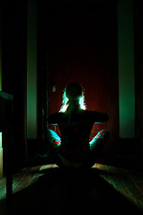 Contemplation Of A Door (eddi_monsoon) Tags: threesixtyfive 365 selfportrait selfie self portrait