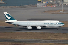 B-HOS, Boeing 747-400, Cathay Pacific, Hong Kong (ColinParker777) Tags: bhos boeing 747 744 747400 747467 b747 b744 b747400 airplane airliner aircraft plane aviation flyight fly flying travel takeoff runway departure depart cx cpa cathay pacific airways airlines air vhhh hkg hong kong chek lap kok airport international hk hksar canon 7d 100400 l lens zoom telephoto pro 24850 788