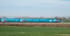 TGV DASYE 779 Ouigo (SylvainBouard) Tags: train railway sncf ouigo tgvdasye