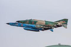Double take off (Miljets_uk) Tags: hyakuri jasdf japan phantom mcdonnelldouglas aircraft avgeek aviation nikon d7200 nikond7200