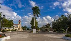 Yaguajay, Sancti Spiritus, Cuba, 2019 (lezumbalaberenjena) Tags: yaguajay cuba villas spiritus sancti lezumbalaberenjena 2019 plaza parque antonio maceo grajales