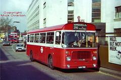 1977 Bristol LH BL79 OJD79R route 290 taken on Kodak 110mm film (sms88aec) Tags: 1977 bristol lh bl79 ojd79r route 290 taken kodak 110mm film